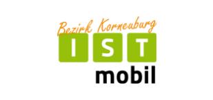 Logo der ISTmobil Region Bezirk Korneuburg