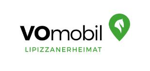Logo der ISTmobil Region VOmobil Lipizzaner Heimat in Grün