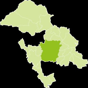 Grüne Karte der ISTmobil Region GUSTmobil Graz